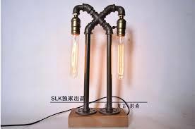 Edison Bulb Table Lamp Table Lamp Edison Bulb Table Lamp Diy Vintage Pipe Floor
