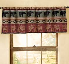 log cabin curtains rustic curtains cabin window treatments online