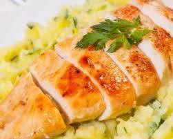 comment cuisiner le blanc de poulet blanc de poulet vapeur et purée de céleri persillée l de la