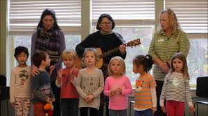 south shore conservatory pre k thanksgiving song