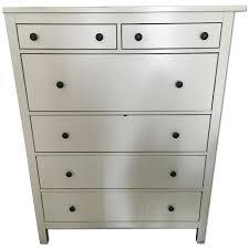 ikea hemnes 6 drawer chest in white aptdeco