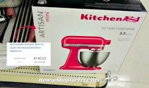 kitchenaid mixer target black friday kitchenaid clearance how to shop for free with kathy spencer