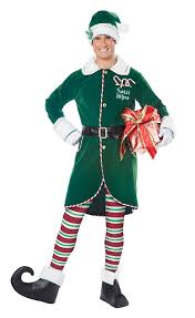 Amazon Com Halloween Costumes Amazon Com California Costumes Men U0027s Workshop Elf Clothing