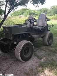 jeep buggy for sale armslist for sale 53 willys jeep buggy trade for firearms