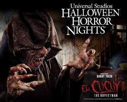 halloween horror nights videos el cucuy maze preview at halloween horror nights hollywood theme