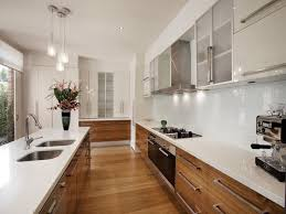 White Modern Kitchen Designs - best 25 galley kitchens ideas on pinterest galley kitchen