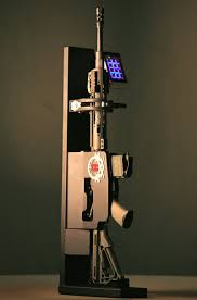 Biometric Gun Safe Wall Mount Loaded Ar For Hd With Small Children In The House Safe Storage