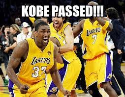 Kobe Memes - kobe bryant los angeles lakers shooting guard s 15 funniest memes
