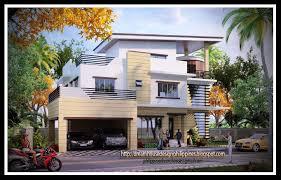 emejing three storey home designs contemporary amazing design
