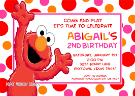 elmo birthday elmo birthday invitations invitations templates