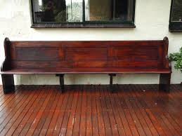 antique wooden bench seat long wooden bench seat antique vintage solid wood church pew extra