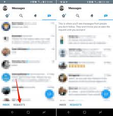 how to find your hidden inbox for twitter dms cnet