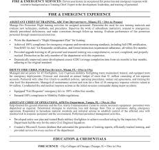 Facility Manager Resume Firefighter Resume Cover Letter Eliolera Com
