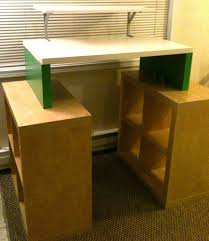 Ikea Hacker Standing Desk by Standing Desk Tabletop Hostgarcia