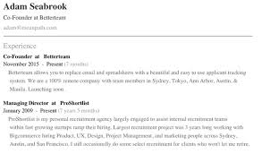 What Is The Best Font To Use For Resumes by The Best Formats For A Resume Quora