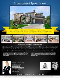 real estate flyer examples how to create a real estate flyer turnkey flyers