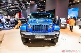 jeep polar edition jeep wrangler polar edition cold as ice autoblog nl