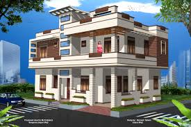 Simple House Front View Design Home Look Remodeling