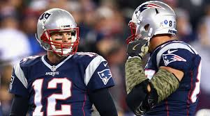 tom brady and rob gronkowski questionable for patriots si
