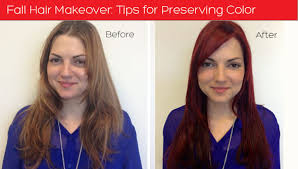 makeover tips olez haircare blog fall hair makeover tips for preserving color