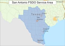Map Of San Antonio Texas Faa Gov Mobile