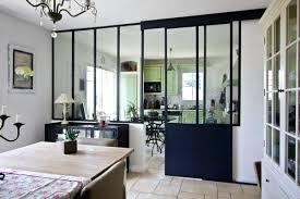 cloison vitree cuisine salon separation vitree cuisine cloison vitrace pau cloison vitree pour
