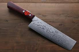 shigeki tanaka vg10 17 layer damascus hand forged japanese chef u0027s