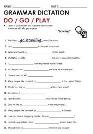 do go play all things grammar