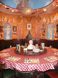 Buca Di Beppo Pope Table by Northern With A Southern Soul January 2011
