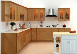 beautiful simple kitchen cabinet in interior remodeling