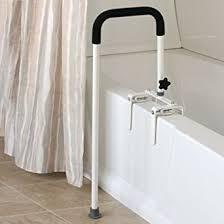 Handicap Bathtub Rails Amazon Com Sammons Preston Floor To Tub Bath Rail Curved Grab