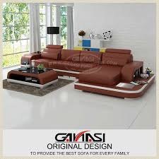 Leather Sofa Bed Corner Designer Corner Sofa Bed European And American Style Sofa Recliner