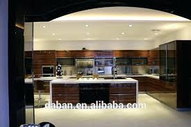 Kitchen Cabinets From China by Practical Mdf China Kitchen Cabinet Manila Factory Direct Sale