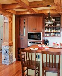 kitchen classically wooden ceiling designs for kitchens rustic