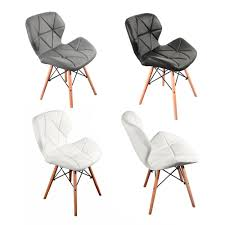 new eiffel chair pentagone dining office living room chair