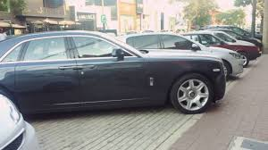 roll royce rolls rolls royce ghost lima perú youtube
