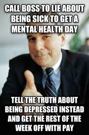 Depressed Guy Meme - livememe com good guy boss