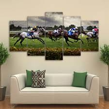 Horse Decorations For Home by Online Get Cheap Horse Racing Art Aliexpress Com Alibaba Group