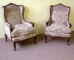 Wingback Chair Slipcover Pattern Recliner Ideas 110 Excellent Chairs Ebay Antique Wingback Chair