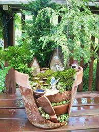 Garden Diy Crafts - diy broken pot fairy garden ideas 10 diy crafts you u0026 home design