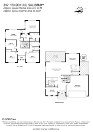 floorplan of 247 henson road salisbury qld