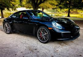 porsche 911 inside test drive 2017 porsche 911 carrera s review