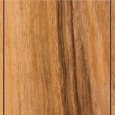 Waterproof Laminate Flooring Home Depot Trafficmaster Hand Scraped Saratoga Hickory 7 Mm Thick X 7 2 3 In