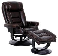 swivel recliner triton swivel recliner and ottoman nutmeg rotmans chair