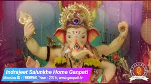 Home Ganpati Decoration Indrajeet Salunkhe Home Ganpati Decoration Video U0026 Ideas Www