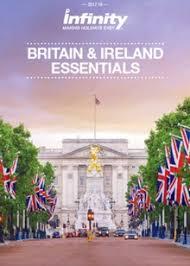 infinity holidays britain ireland essentials 2017 19 brochure
