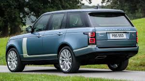 range rover land rover 2018 video land rover introduces 2018 range rover also with p400e