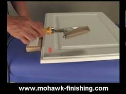 thermofoil cabinet doors repair 24f common vinyl foil repairs by mohawk finishing products mpg youtube