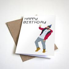Meme Birthday Card - hip hop birthday cards gangcraft net