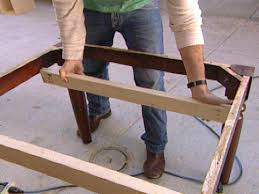 Extending Dining Room Tables How To Build An Expandable Dining Room Table Hgtv